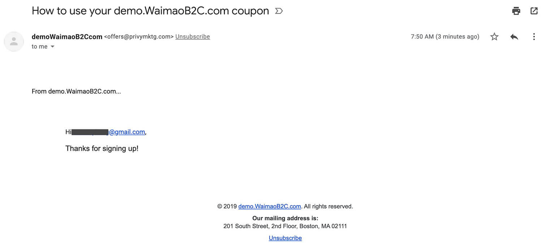 Shopify测试订单