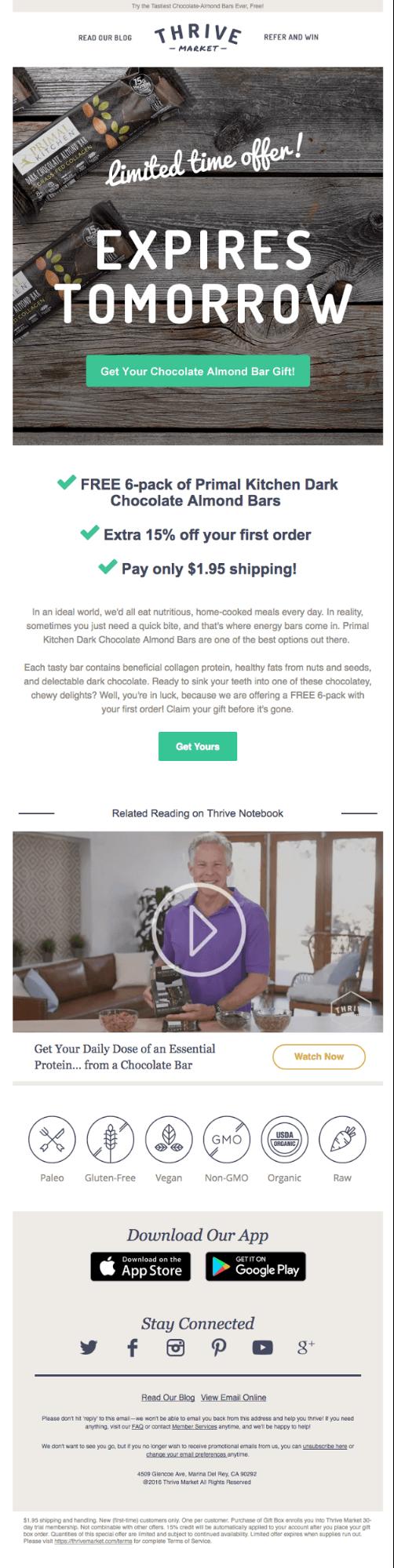 Shopify邮件营销
